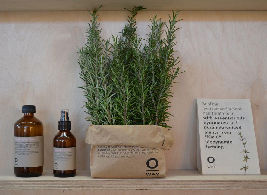 le piante officinali nei prodotti di okay