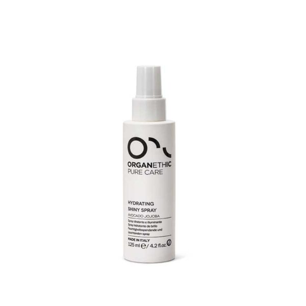 Organethic Hydrating Spray.