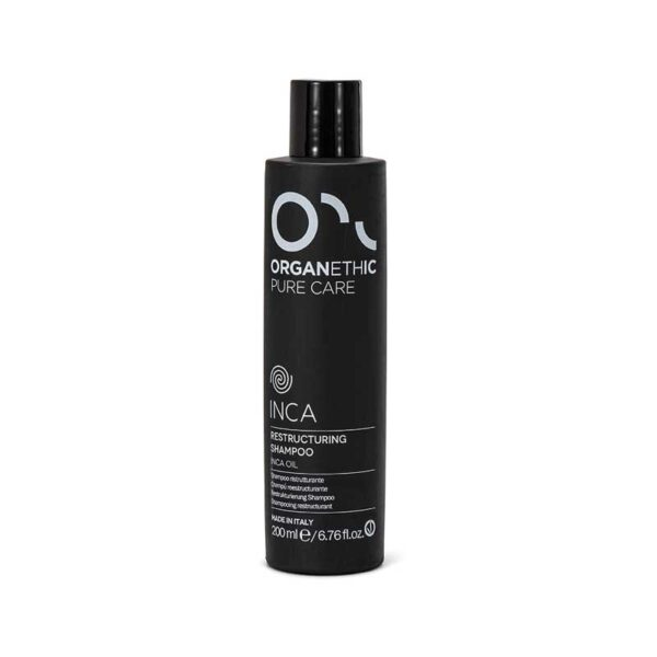 Organethic Restructuring Shampoo Inca