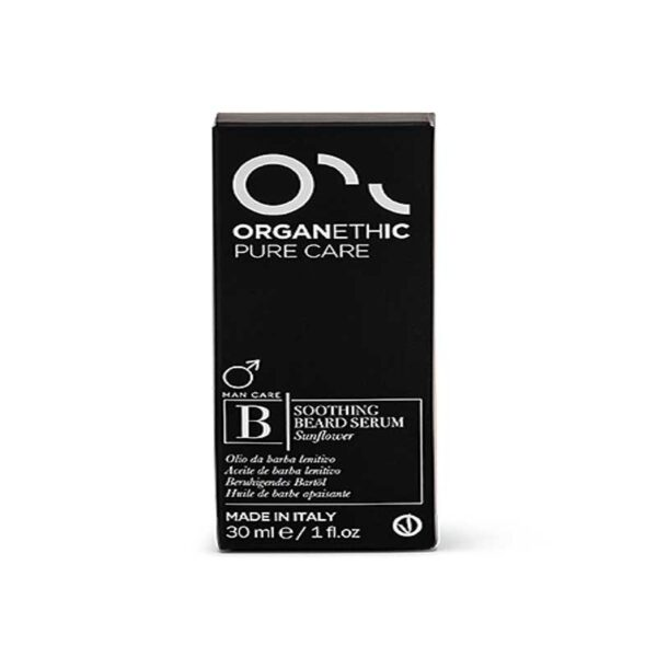 Organethic Soothing Beard Serum