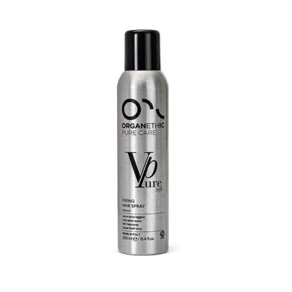 V Pure Fixing Spray Strong