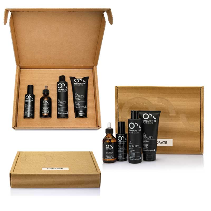 Organethic Gift Box HYDRATE 2020