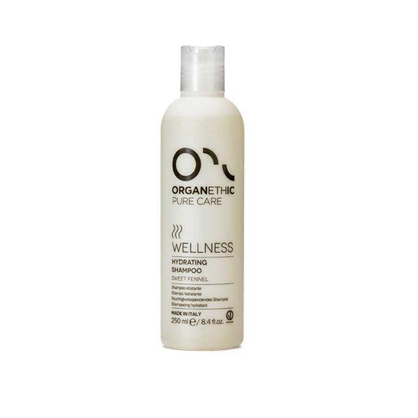 Organethic Wellness Hydrating Shampoo 250ml