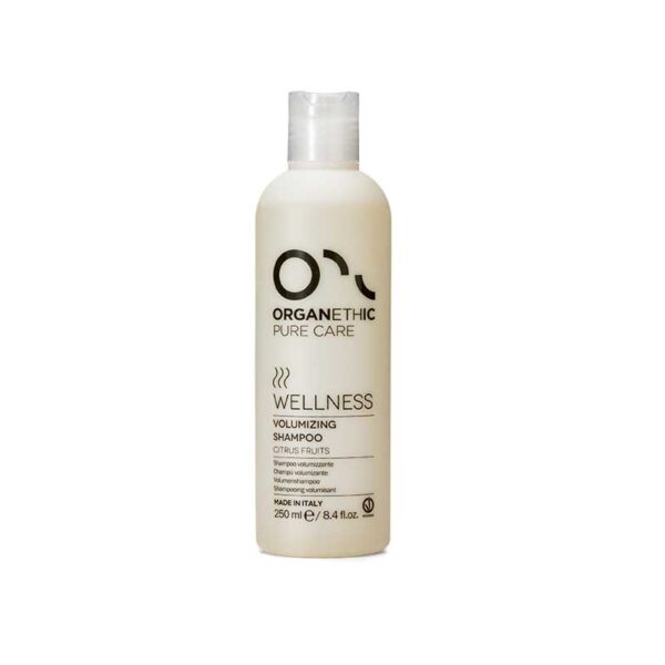 Organethic Wellness Volumizing Shampoo 250ml